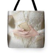 Love Letters Tote Bag by Jill Battaglia