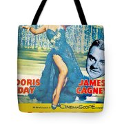 Love Me or Leave Me Tote Bag by Nomad Art And  Design