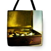 Luck Be A Lady Tote Bag by Rebecca Sherman