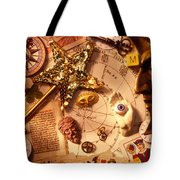 Magic and mysticism  Tote Bag by Garry Gay