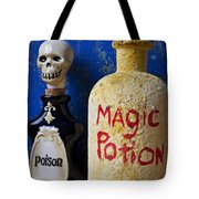 Magic Potion Tote Bag by Garry Gay