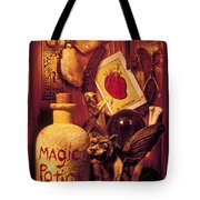 Magic Things Tote Bag by Garry Gay