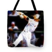 Magical Oriole Tote Bag by Paul Van Scott