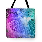 Magnification 6 Tote Bag by Angelina Vick