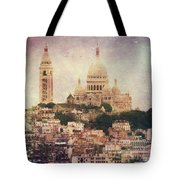 Majestic Haze Tote Bag by Andrew Paranavitana