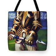 Major League Gladiator Tote Bag by Patrick Anthony Pierson