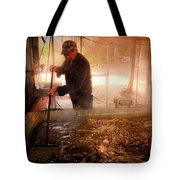 Makin' Molasses Tote Bag by Tamyra Ayles