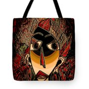Marali Tote Bag by Natalie Holland