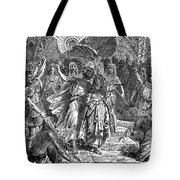 Marc Antony & Cleopatra Tote Bag by Granger