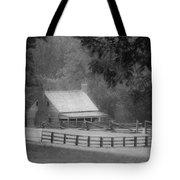 Mariah Wright House Appomattox Virginia Tote Bag by Teresa Mucha