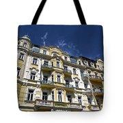 Marianske Lazne ... Tote Bag by Juergen Weiss