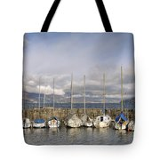 Marina Cannobio Tote Bag by Joana Kruse