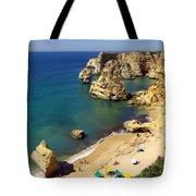 Marinha Beach Tote Bag by Carlos Caetano
