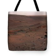 Mars Exploration Rover Spirit Tote Bag by Stocktrek Images