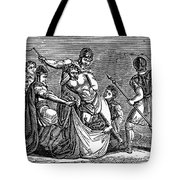 Martyrdom: Saint Julian Tote Bag by Granger