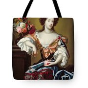 Mary Of Modena  Tote Bag by Simon Peeterz Verelst