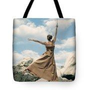 Mary Poppins Tote Bag by Joana Kruse