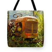 Massey Ferguson Tractor Tote Bag by Nomad Art And  Design