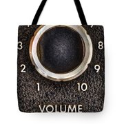 Master Volume Tote Bag by Scott Norris