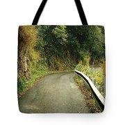 Maui Highway Tote Bag by Marilyn Wilson