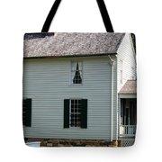 Meeks Store Appomattox Court House Virginia Tote Bag by Teresa Mucha