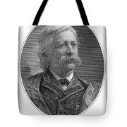 Melville Fuller (1833-1910) Tote Bag by Granger