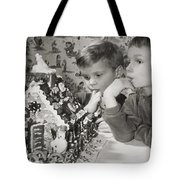 Memories Of A Special Christmas Tote Bag by Christine Till