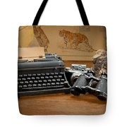 Memories Tote Bag by Rudy Umans