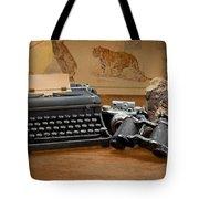 Memories Tote Bag by Rudy Umans