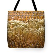 Men Are Like Grass Tote Bag by Carolyn Marshall