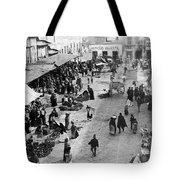 Mexico City - C 1901 Tote Bag by International  Images