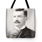 MICHAEL JOSEPH KELLY Tote Bag by Granger