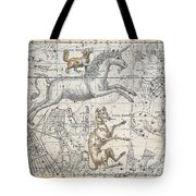 Monoceros Tote Bag by A Jamieson