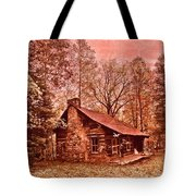 Moonshine Tote Bag by Debra and Dave Vanderlaan