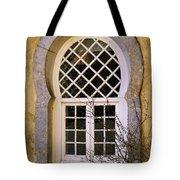 Moorish Window Tote Bag by Carlos Caetano