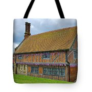 Moot Hall Aldeburgh Tote Bag by Chris Thaxter