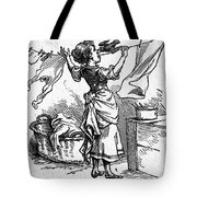 Mother Goose: Maid Tote Bag by Granger