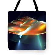 Mothership Tote Bag by Kim Sy Ok