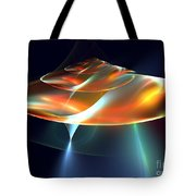 Mothership Tote Bag by Kim Sy Ok