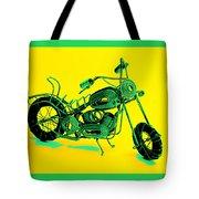 Motorbike 1b Tote Bag by Mauro Celotti