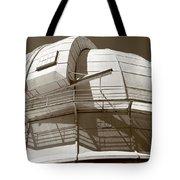 Mount Wilson Observatory Tote Bag by Lorraine Devon Wilke