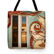 Mu Wall Tote Bag by Aimelle