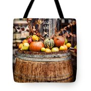 Mulled Wine Tote Bag by Heather Applegate