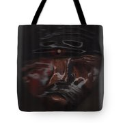 Murder By Jrr Tote Bag by First Star Art