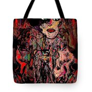 Mystery Tote Bag by Natalie Holland