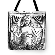MYTHOLOGY: MERMAID Tote Bag by Granger