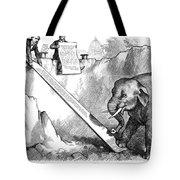 Nast: Third Term, 1875 Tote Bag by Granger