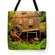 Nathaniel Thomas Mill Tote Bag by Catherine Reusch  Daley