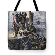 Native American Slave Tote Bag by Granger
