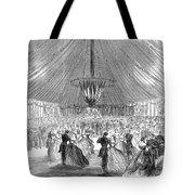 Naval Festival, 1865 Tote Bag by Granger